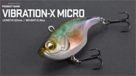 VIBRATION-X MICRO