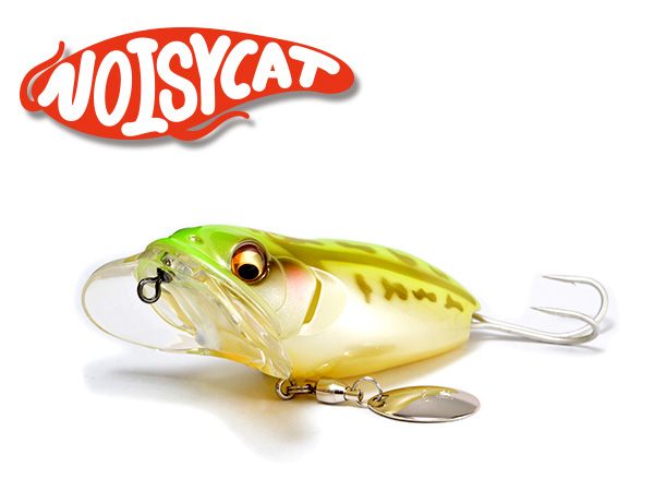 Megabass NOISY CAT 72