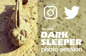 DARK SLEEPER photo session