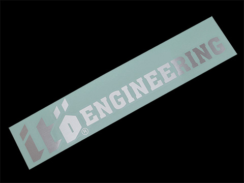 ito ENGINEERING CUTTING STICKER