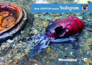 New GRIFFON meets Instagram.