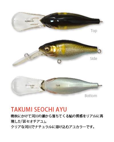 TAKUMI SEOCHI AYU