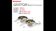 GRIFFON Bait Finesse MR-X