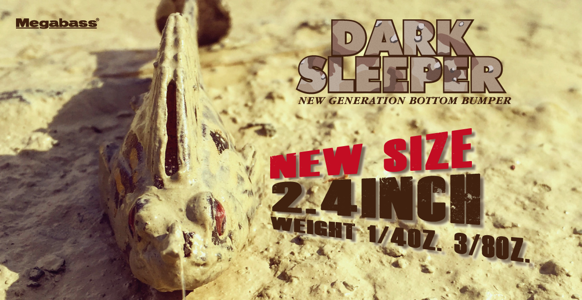 DARK SLEEPER 2.4inch