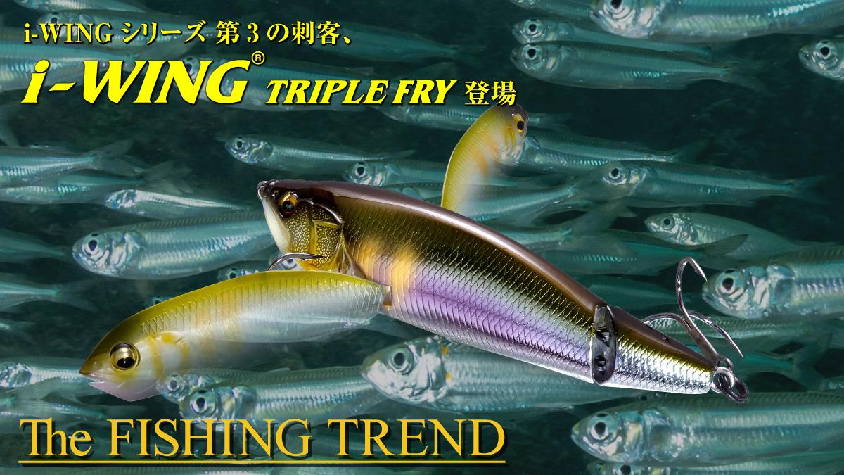 i-WING TRIPLE FRY